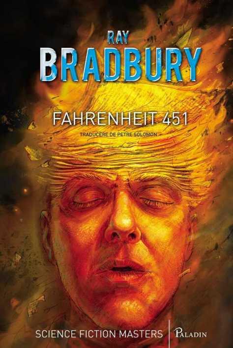Ray Bradbury, Fahrenheit 451-850h