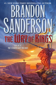 Brandon Sanderson-The Way Of Kings(Michael Whelan)