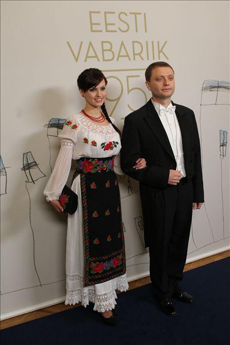 viorica guzun, sotia amsadorului moldovei in estonia