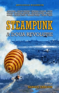 Steampunk - front