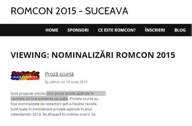 nominalizari doar din online