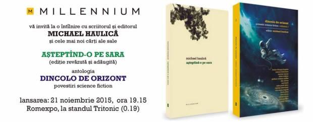 lansare millennium gaudeamus 2015