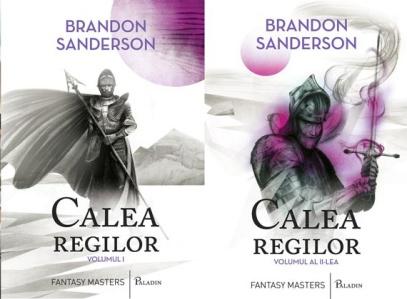Brandon Sanderson - Calea regilor (Paladin, 2015)