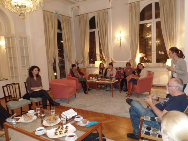 sverige Ambassad Clubul Nordic Noir 20 ian 2016c
